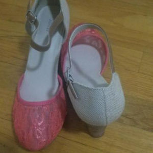 Apt. 9 Shoes - Apt Women's Coral Wedges Size 9.5 Brand New